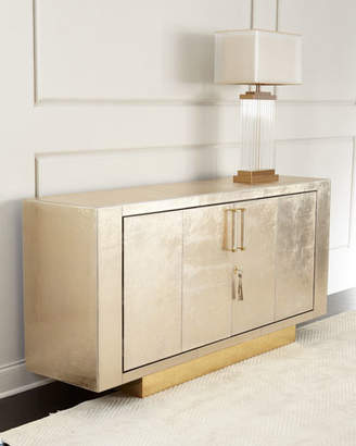 Lunaria Leather Buffet