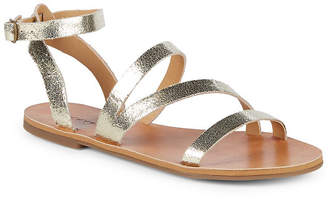 Lucky Brand Andies Ankle Strap Leather Sandal