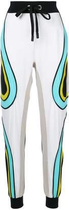 NO KA 'OI No Ka' Oi printed track pants