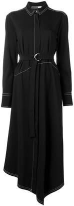 Sportmax Code belted shirt dress