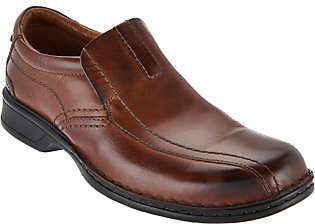 Clarks Men's Leather Slip-on Shoes - EscaladeStep