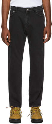 MSGM Black Carpenter Jeans