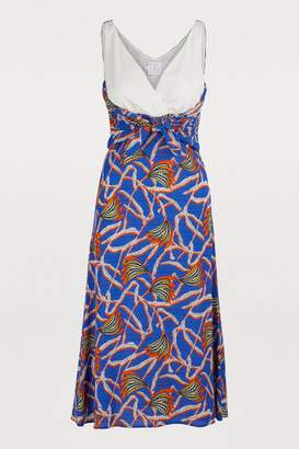 Stella Jean Knotted dress