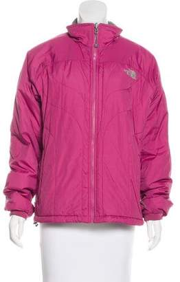 The North Face Water-Resistant Zip Jacket