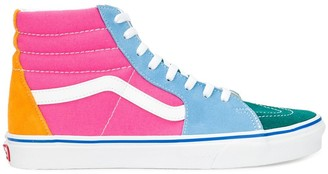 Vans hi-top skate sneakers