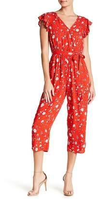 Cotton On & Co. Ronda Ruffle Cap Sleeve Jumpsuit