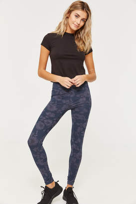 Ardene Basic Floral Print Cotton Leggings