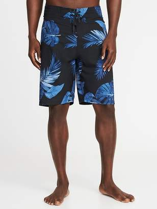 Old Navy Built-In Flex Printed Board Shorts for Men - 10-inch inseam