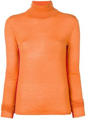 Joseph turtleneck top