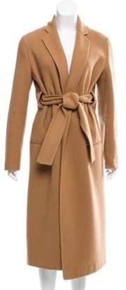 Celine Cashmere Wrap Coat