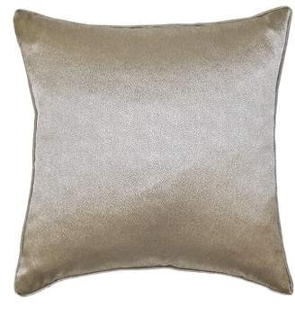 Square Feathers Stars Accent Pillow