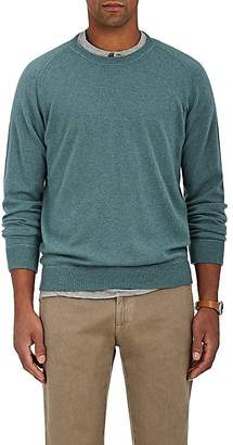 Massimo Alba Men's Stockinette-Stitched Cashmere Sweater