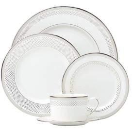 Kate Spade Whitaker Street Five-Piece Dinnerware Set