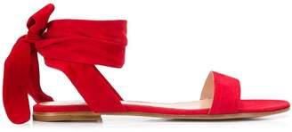 Gianvito Rossi ribbon strap sandals