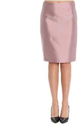 Emporio Armani (エンポリオ アルマーニ) - Emporio Armani Skirt Skirt Women Emporio Armani