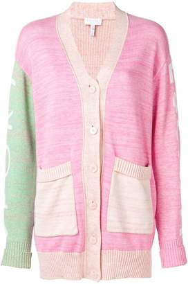Escada Sport oversized cardigan