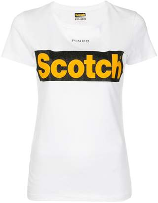 Pinko X Scotch T-shirt