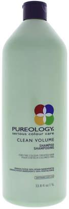 Pureology 33.8Oz Clean Volume Shampoo