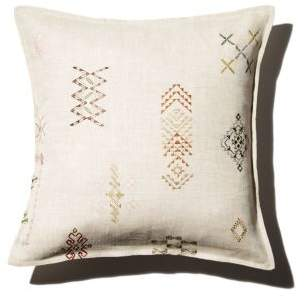 Coral & Tusk Tumbleweed Embroidered Decorative Pillow, 16 x 16