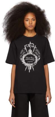 Undercover Black Crest T-Shirt