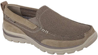Skechers Milford Men's Moc-Toe Slip-On Shoes