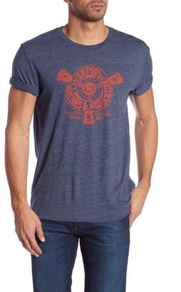 Lucky Brand Liverpool Guitars Graphic Tee