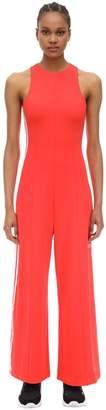 adidas Viscose Blend Jumpsuit