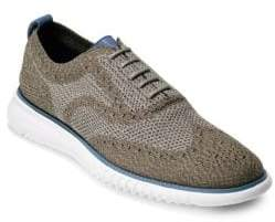 Cole Haan Low-Top Leather Sneakers