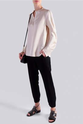 Zero Maria Cornejo Rami Long Sleeve Top