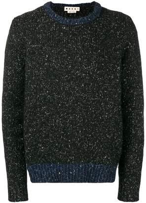 Marni Mix Knit sweater