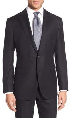 Pal Zileri Classic Fit Wool Blazer