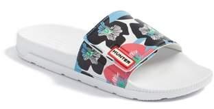 Hunter Adjustable Slide Sandal
