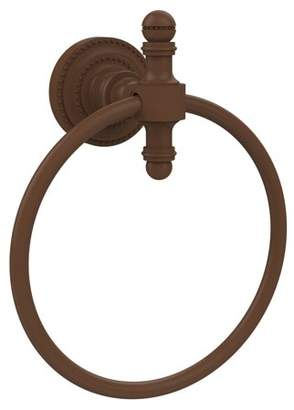 Allied Brass Retro Dot Towel Ring