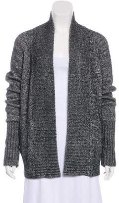 J Brand Knit Merino Wool-Blend Cardigan
