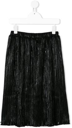 Diesel micro pleats skirt