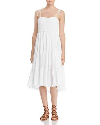 Nation Ltd. Gianna Tiered Midi Dress