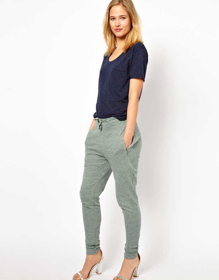 Selected Sweatpants with Zip Pockets