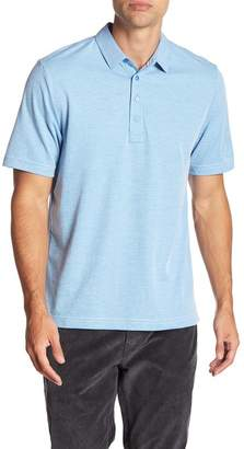 Travis Mathew The Ten Year Spead Collar Tee