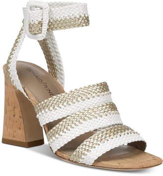 Donald J Pliner Rinata Dress Sandals Women Shoes