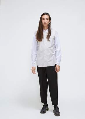 Comme des Garcons Homme Deux Stripe Check Shirt