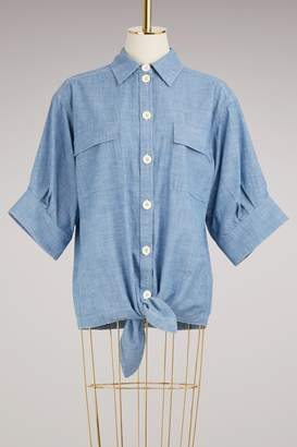 Chloé Chambray Shirt