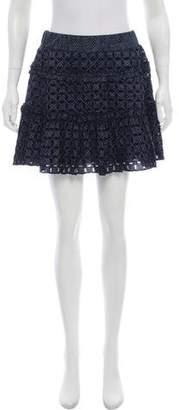 Alexis Mini Circle Skirt