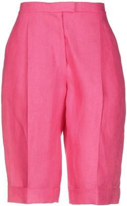 DELPOZO 3/4-length shorts