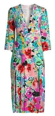DAY Birger et Mikkelsen Rixo Camellia Floral Dress