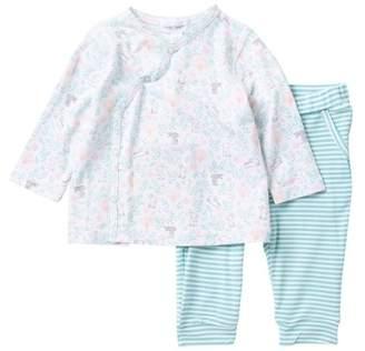 Angel Dear Floral Bunny Take Me Home Set (Baby & Toddler Girls)