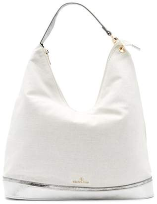 Celine Dion Soft Metallic Hobo Bag