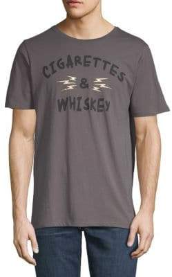 Cult of Individuality Cigarettes & Whiskey Cotton Tee