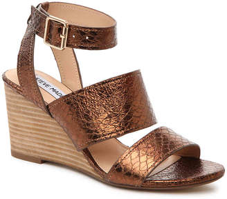 Steve Madden Carlin Wedge Sandal - Women's
