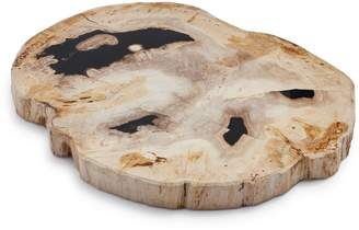 Sur La Table Petrified Wood Cheese Board