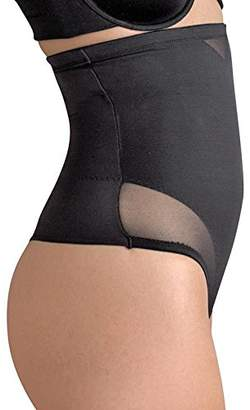 Miraclesuit Sexy Sheer Extra Firm Control High-Waist Thong, S